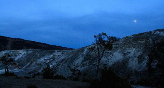 moonrise-yellowstone