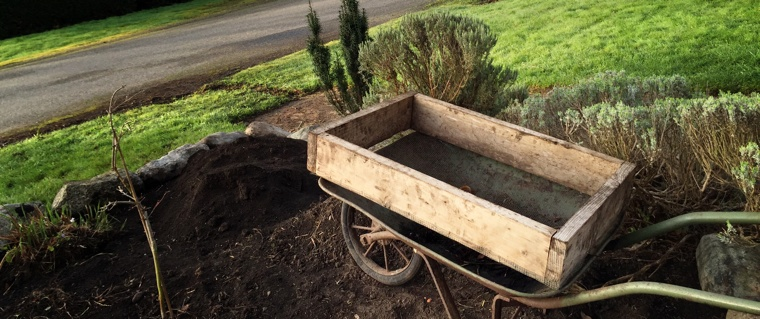 Port T wheel barrow