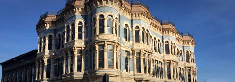 Port Townsend Historic Building