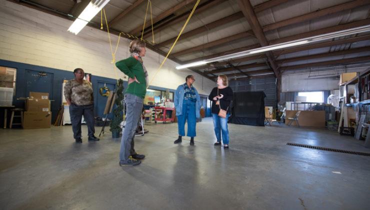 Black Belt Treasures warehouse re-size