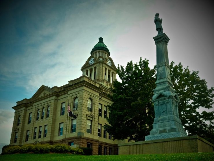 Decorah Courthouse