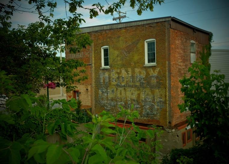 Decorah Old Brick Building *