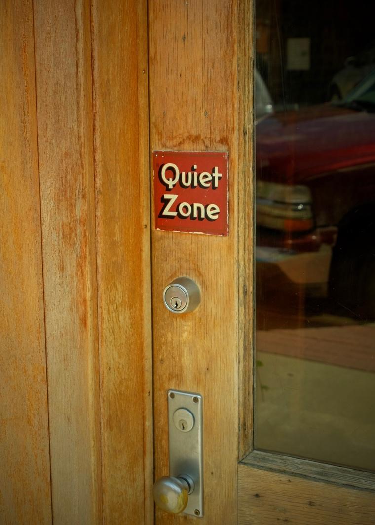 Decorah Quiet Zone *