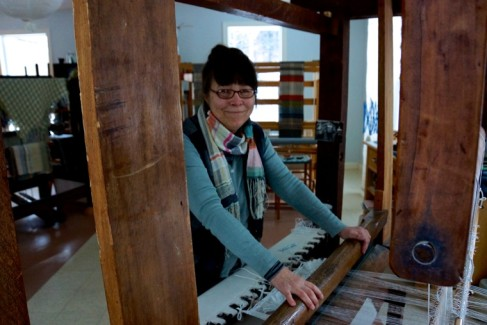 Susan Johnson now dedicates herself to weaving, but 30 years ago she was a pioneer in Viroqua's Waldorf School—a pillar of our community