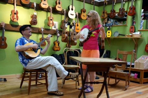The Parrish family has enriched the musical culture in Viroqua.
