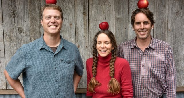 Finnriver Farm & Cidery Update — A model of social, economic and environmental resilience