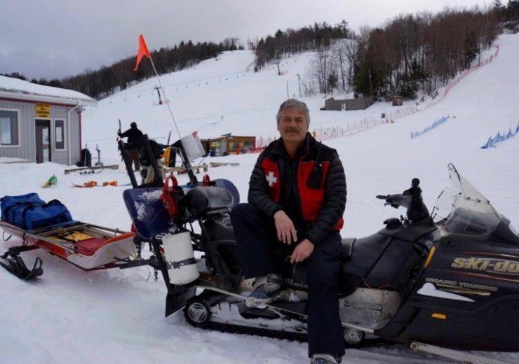 Marquette- ski patrol
